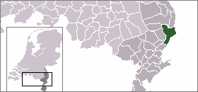 Location municipality Venlo