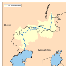 Statemaster Encyclopedia Ural River