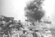 The Battle of Changde, called the Stalingrad of the East. China and Japan lost a combined total of 100,000 men in this battle.