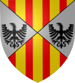 Arms of the Aragonese Kings of Sicily