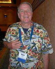 Richard Lederer at 2006 Mensa World Gathering