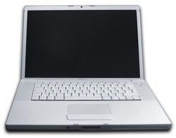 The MacBook Pro is the first portable Macintosh to use an Intel processor.