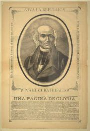 Miguel Hidalgo y Costilla, the father of Mexican independence