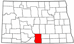 Image:Map of North Dakota highlighting Emmons County.png