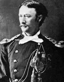 Capt. Thomas Ward Custer