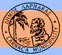 Official seal of Larnaka (ΛΑΡΝΑΚΑ)