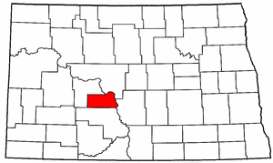 Image:Map of North Dakota highlighting Oliver County.png