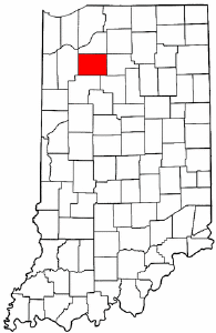 Image:Map of Indiana highlighting Pulaski County.png