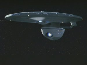 The USS Excelsior in 2293.