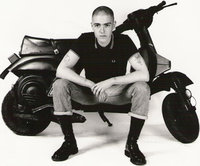 English Skinhead on cutdown circa 1991