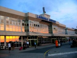 Larnaca International Airport, Larnaca, Cyprus