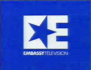 Embassy Television logo, used only from 1982-1986