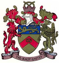 Arms of Staffordshire County Council