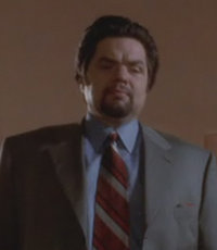 Oliver Platt as The West Wing's Oliver Babish