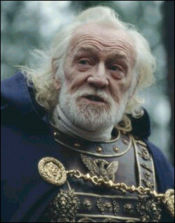 Marcus Aurelius as played by Richard Harris.
