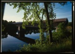 Cornish, Windsor Covered Bridge