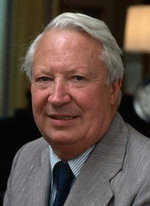 Conservative Prime Minister 1970-1974, Edward Heath.