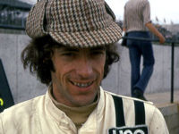 Pryce at Brands Hatch in 1974