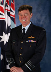Air Chief Marshal Angus Houston, current CDF